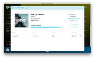 TunePat Spotify Converter for Mac screenshot 5