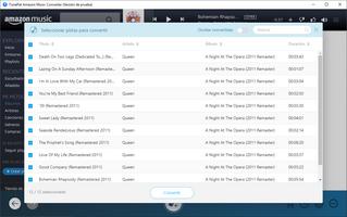 TunePat Amazon Music Converter screenshot 6
