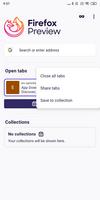 Firefox Preview screenshot 4