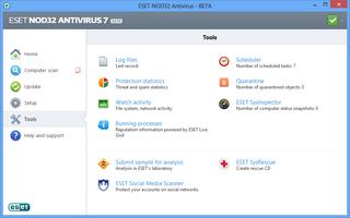 NOD32 Antivirus screenshot 6