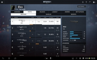 Battlelog screenshot 7
