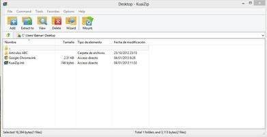 KuaiZip screenshot 4