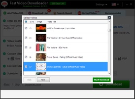 Fast Video Downloader screenshot 3