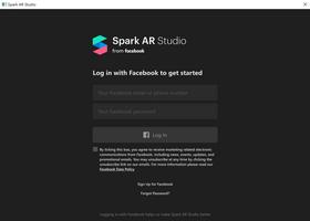 Spark AR Studio screenshot 2