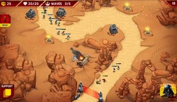 Star Wars: Galactic Defense screenshot 3