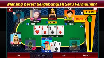 Texas Holdem Poker Online Free - Poker Stars Game screenshot 7