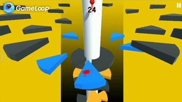 Helix Jump (GameLoop) screenshot 3