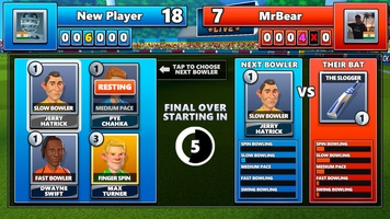Stick Cricket Live screenshot 6