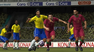 Pro Evolution Soccer 2008 screenshot 5