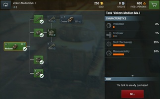 World of Tanks Blitz screenshot 4