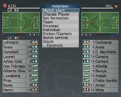 Pro Evolution Soccer screenshot 4