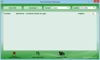 Free YouTube Download screenshot 4