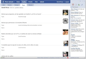 Photo Uploader for Facebook screenshot 5