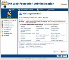 K9 Web Protection screenshot 3