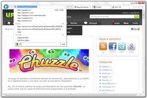 Internet Explorer 9 (32 bits) screenshot 6
