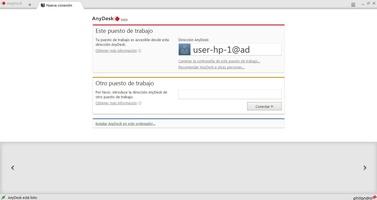 AnyDesk screenshot 2