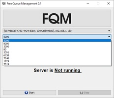 Free Queue Manager screenshot 4