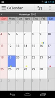 ColorNote Notepad screenshot 5