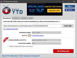 YTD Video Downloader screenshot 2