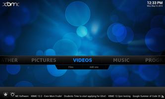 Kodi screenshot 3