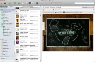 Evernote screenshot 2