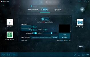 Droid4X screenshot 8