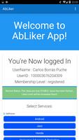 AbLiker screenshot 2