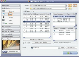 DVDFab screenshot 2