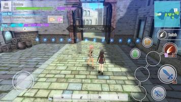 Sword Art Online: Integral Factor screenshot 2