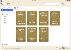 IceCream Ebook Reader screenshot 7