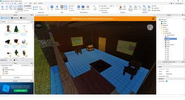 Roblox Studio screenshot 4