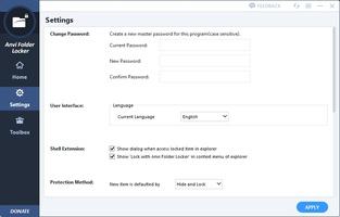 Anvi Folder Locker screenshot 4
