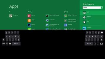 Windows 8 (64 bits) screenshot 7