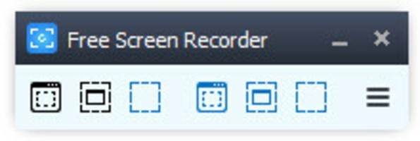 Free Screen Video Recorder screenshot 2