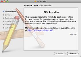 rEFIt screenshot 2