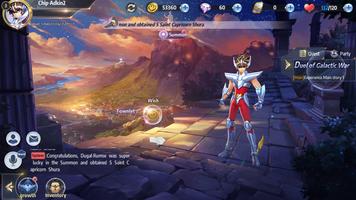Saint Seiya Awakening: Knights of the Zodiac screenshot 2