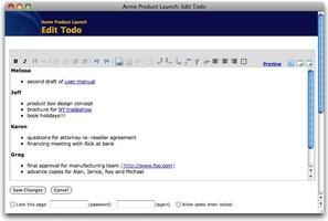 ProjectForum screenshot 4