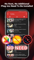 YouTube Vanced - Get YouTube videos without ads screenshot 3