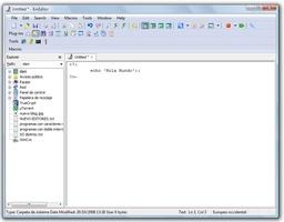 EmEditor Professional screenshot 2