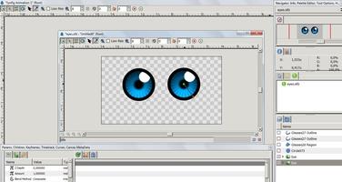 Synfig Studio screenshot 4