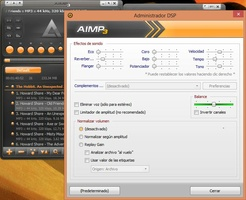 AIMP Portable screenshot 5