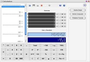 Calculadora screenshot 4