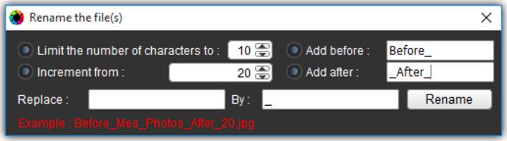 Shutter Encoder screenshot 13