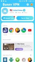 Bunny VPN Proxy - Free VPN Master with Fast Speed screenshot 16