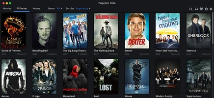 Popcorn Time screenshot 4