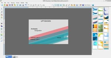 Business Card Software screenshot 3