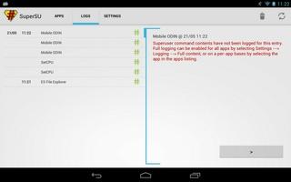 SuperSU screenshot 3