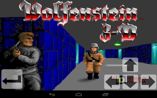 Wolfenstein 3D Touch screenshot 2