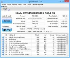 CrystalDiskInfo Portable screenshot 3