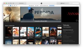 iTunes screenshot 5